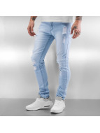 Black Kaviar Jeans Straight Fit Koop bleu