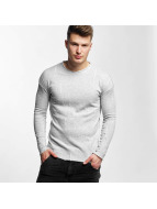 Black Kaviar Jumper Severy Knit grey