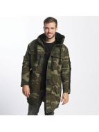 Black Kaviar Kış ceketleri Rayban camouflage