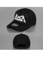 Black Kaviar Snapback Cap Kazcap nero