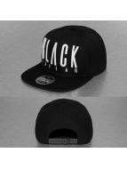Black Kaviar Snapback Cap Kapito Snapback schwarz