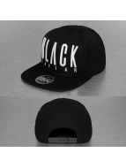 Black Kaviar Snapback Caps Kapito Snapback musta