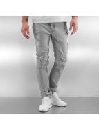 Black Kaviar Straight Fit Jeans Koop grey