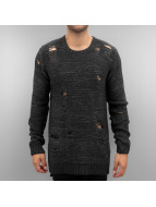 Black Kaviar Swetry Karnaby czarny