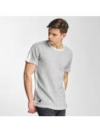 Black Kaviar T-Shirt Selby grau