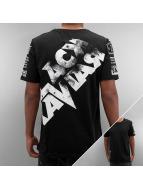 Black Kaviar T-Shirt Klint noir