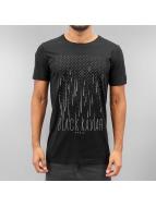 Black Kaviar T-Shirt Galactik schwarz