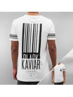 Black Kaviar T-Shirt Genova weiß