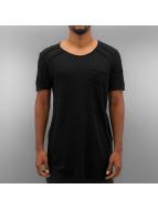 Black Kaviar t-shirt Kaleb zwart
