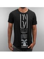 Black Kaviar t-shirt Kripton zwart