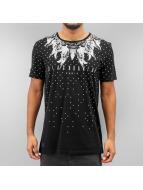 Black Kaviar T-Shirty Gopen czarny