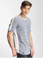 Black Kaviar T-Shirty Selby niebieski