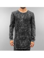 Black Kaviar trui Greafal zwart