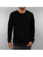 Black Kaviar trui Kutcher zwart