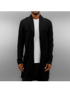 Black Kaviar vest Kemp zwart