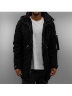 Black Kaviar Winter Jacket Mower black