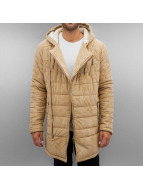 Black Kaviar winterjas Koatch beige