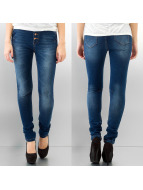 Blend Облегающие джинсы She Wilt синий