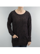Blend Пуловер Hannemalene коричневый