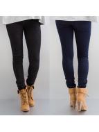Blend Skinny jeans She Jobe zwart
