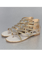 Blink Sandalen Fake Kid Suede grau