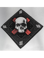 Blood In Blood Out bandana Out Life's A Risk zwart
