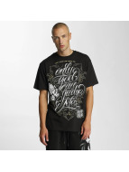 Blood In Blood Out Camiseta God Judge negro