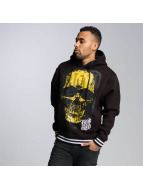 Blood In Blood Out Hoodies Calavera gul