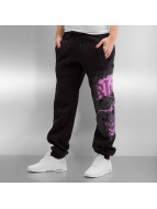 Blood In Blood Out Calavera Sweatpants Black