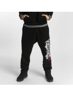Blood In Blood Out Jogginghose Logo schwarz