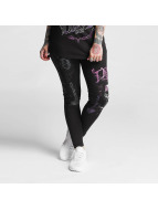 Blood In Blood Out Legging/Tregging Loco negro