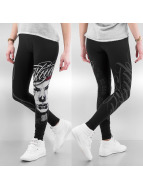 Blood In Blood Out Leggings Clown Eyes nero