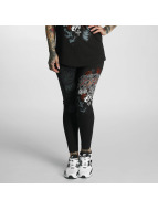 Blood In Blood Out Leggings Manos Orando svart