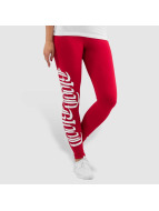 Blood In Blood Out Leggingsit/Treggingsit Logo punainen