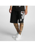 Blood In Blood Out Pantalón cortos Out Skull Hat negro