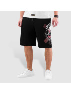 Blood In Blood Out Shorts Art Skull nero