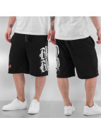 Blood In Blood Out Shorts Logo schwarz