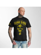 Blood In Blood Out T-Shirt Yellow Honor black