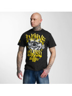 Blood In Blood Out t-shirt Yellow Harlekin geel
