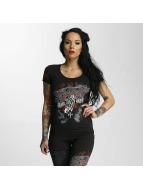 Blood In Blood Out T-shirt Manos Orando nero