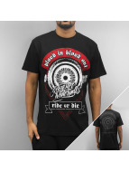 Blood In Blood Out T-Shirt Out Ride Or Die schwarz