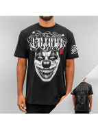 Blood In Blood Out T-Shirt Harlekin schwarz