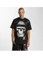 Blood In Blood Out T-shirt Skull Hat svart