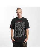 Blood In Blood Out t-shirt Emblema zwart