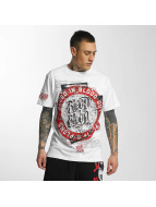 Blood In Blood Out T-Shirts Out Plata O Plomo beyaz