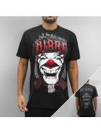 Blood In Blood Out T-Shirty Blood Harlekin Insane czarny