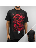 Blood In Blood Out T-Shirty Blood Cholo czarny