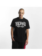 Blood In Blood Out T-Shirty Lema czarny