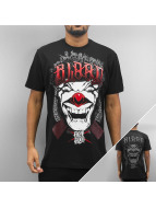 Blood In Blood Out T-skjorter Blood Harlekin Insane svart