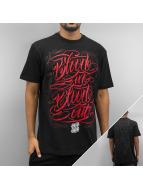 Blood In Blood Out T-skjorter Blood Cholo svart